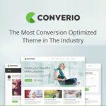 Converio Responsive Multi Purpose WordPress Theme