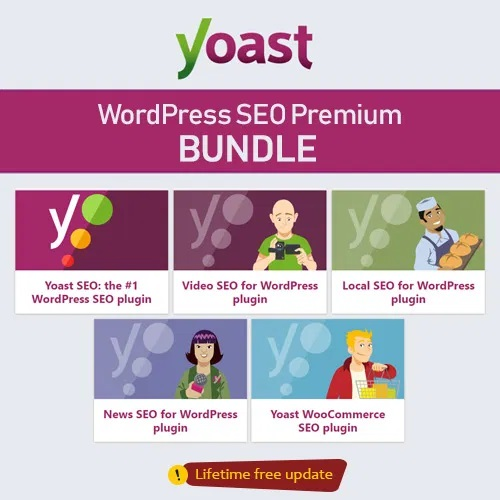 Yoast WordPress SEO Premium Bundle
